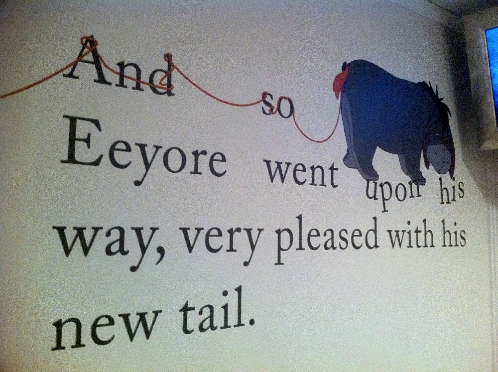 Disney Quotes Eeyore