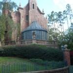 Haunted Mansion in Walt Disney World's Magic Kingdom