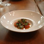 Heirloom Tomatoes and Lentils