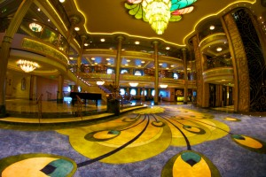 Disney Fantasy Atrium