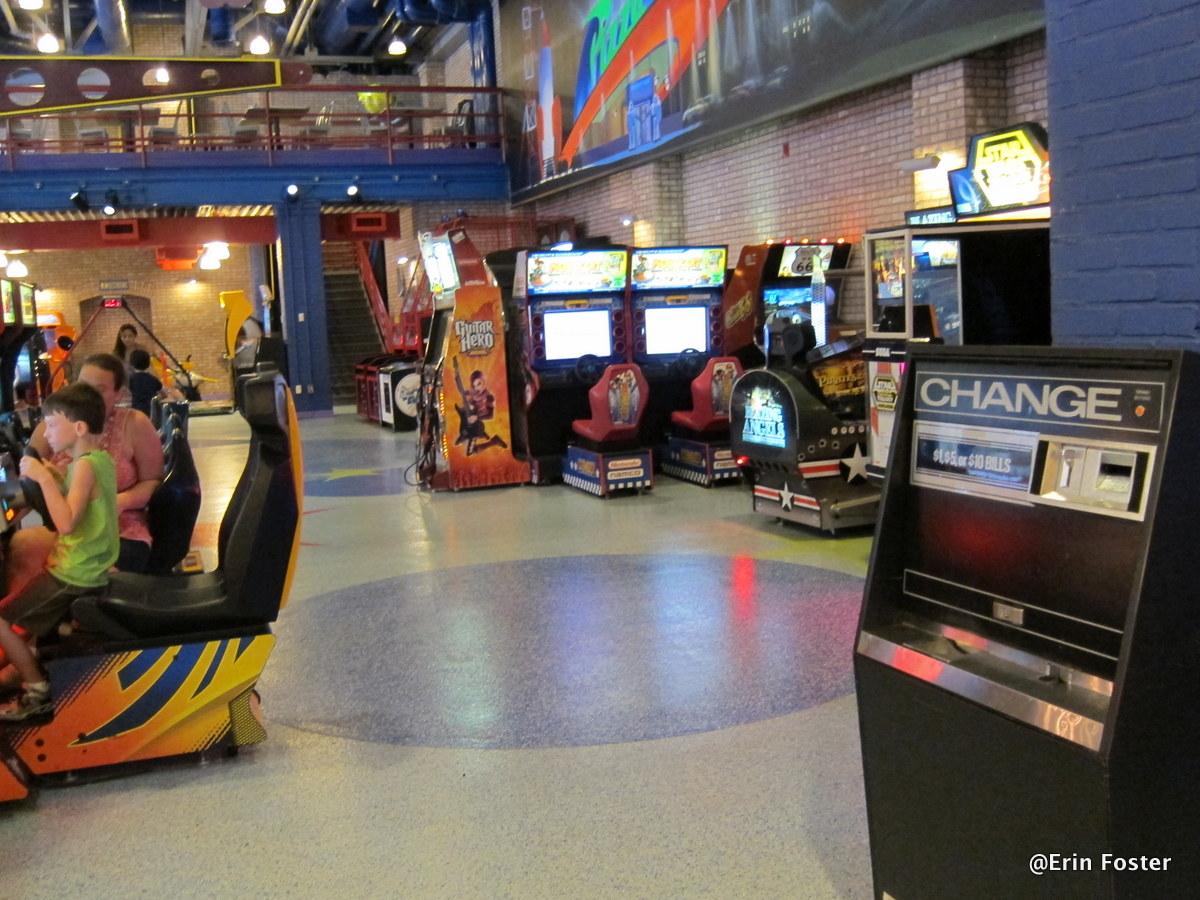 all about arcades at disney world touringplanscom blog
