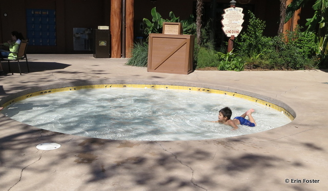 Animal Kingdom Lodge, Jambo kiddie pool