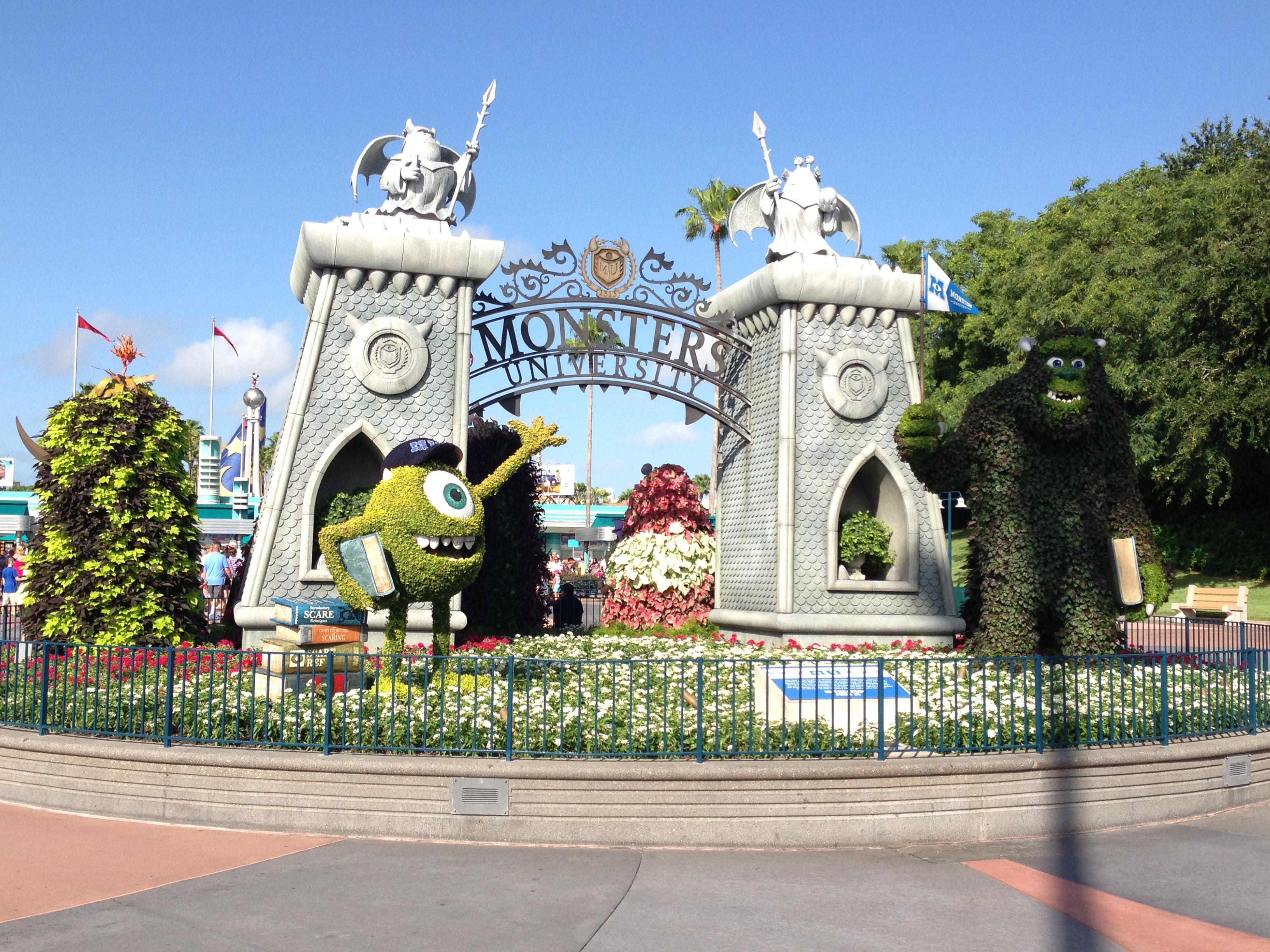 Disney Hollywood Studio Pictures Disney's Hollywood Studios