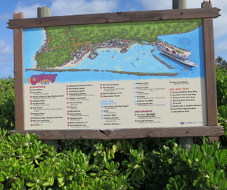 The more Castaway Club status you have, the earlier you can book excursions on Castaway Cay.