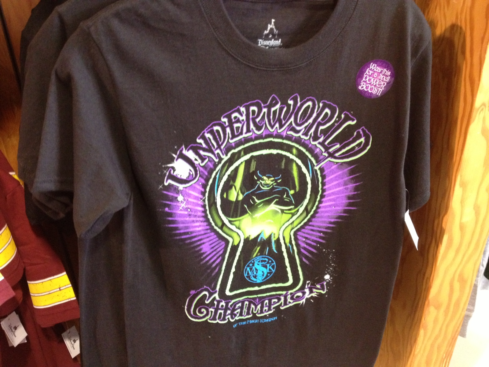 Sorcerer's of the Magic Kingdom Shirt
