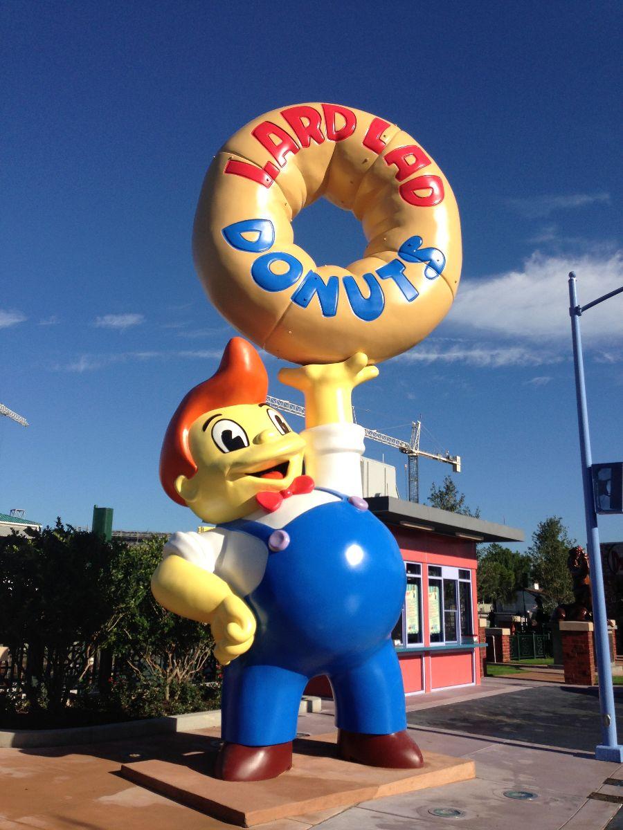 Hokey Pokey Donuts