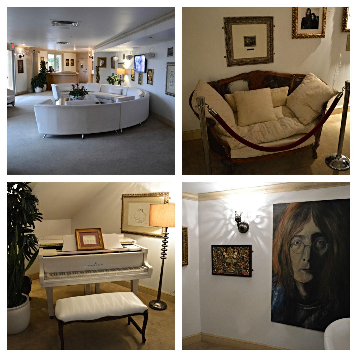 Hard Rock Cafe Orlando John Lennon Room