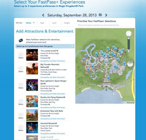 FastPass+ Frequently Asked Questions | The DIS Disney ...