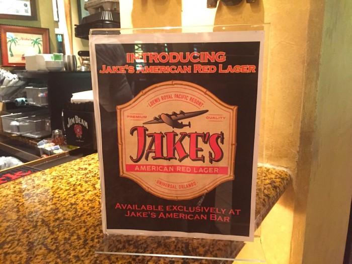 Jakes_RedLagerSign