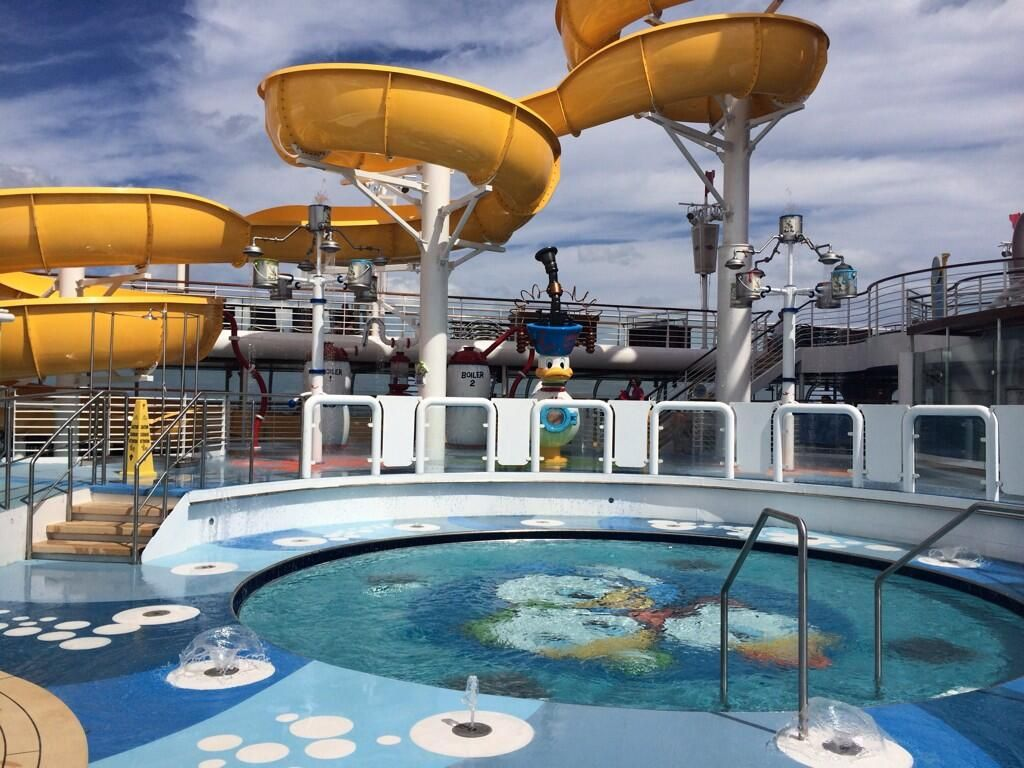 Magic Splash Area