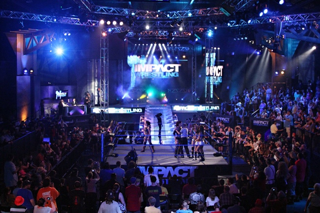TNA Wrestling Returns Universal