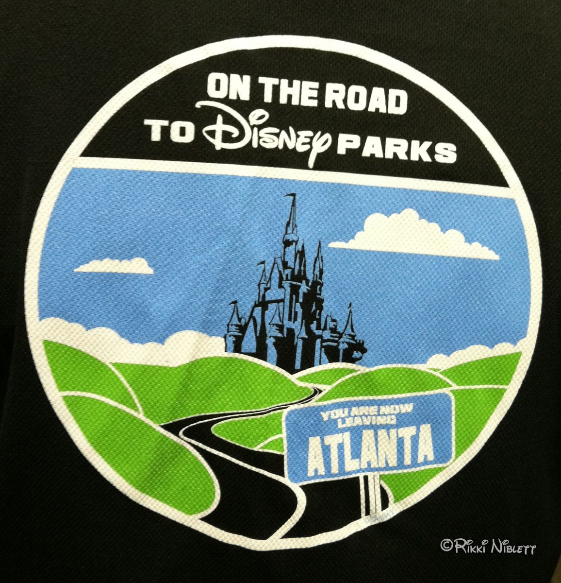 On The Road To Disney Parks - Atlanta