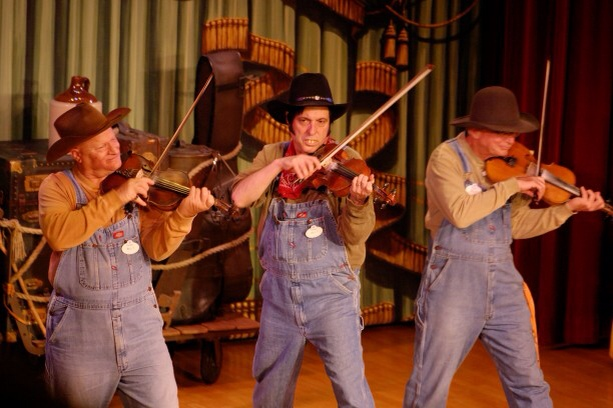 Billy hill and the hillbillies retire