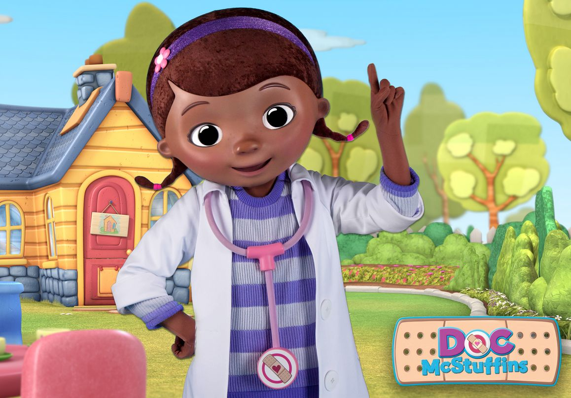 Doc McStuffins Joining Disney Junior Play 'n Dine
