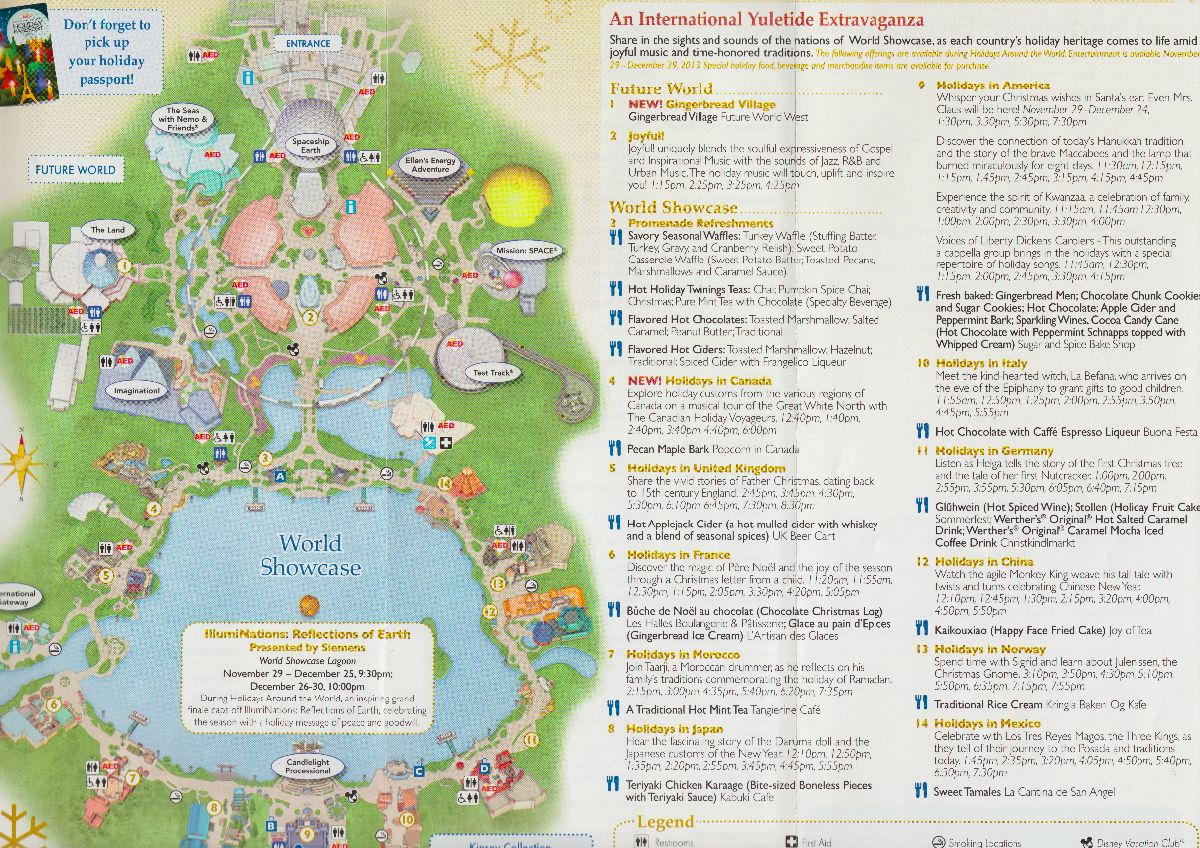 Epcot Holidays Around The World Map 2013 5.38.01 PM