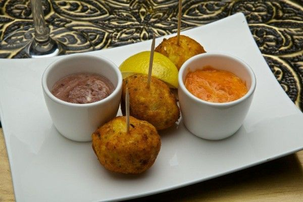 Salted Cod Croquettes