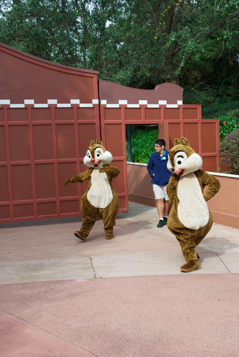 Chip and Dale! I love these guys.