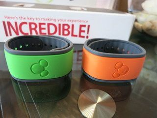 Remember to bring your MagicBands with you.