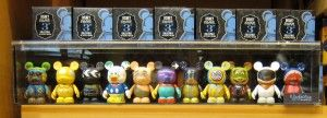 If you're a trader, don't forget your pins or Vinylmations.