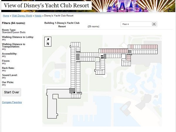 Yacht Club Map Search