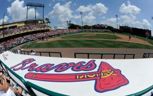 Atltanta Braves Spring Training