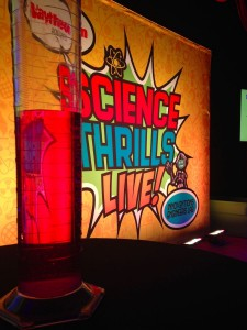 Science Thrills Live!
