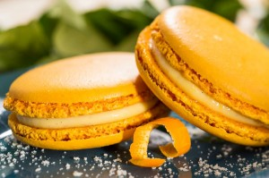 Orange Blossom Macaron ©Disney