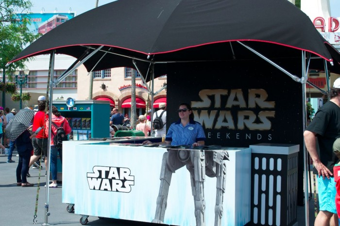 Star Wars Weekends Information Tent