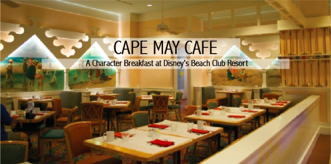 Four Cafe Breakfast Menu