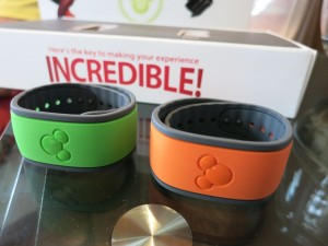 With MagicBands and pre-purchased park tickets, you may not need to stop at your resort first.