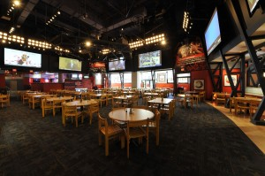 ESPN Wide World of Sports Grill - ©Disney