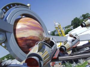 Astro Orbiter (photo by Sarah Graffam)