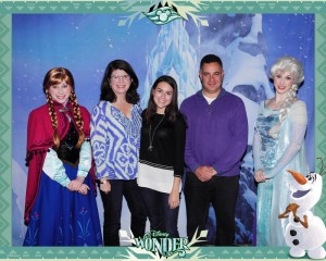 If you want to meet Anna & Elsa, be sure to get your tickets in advance.