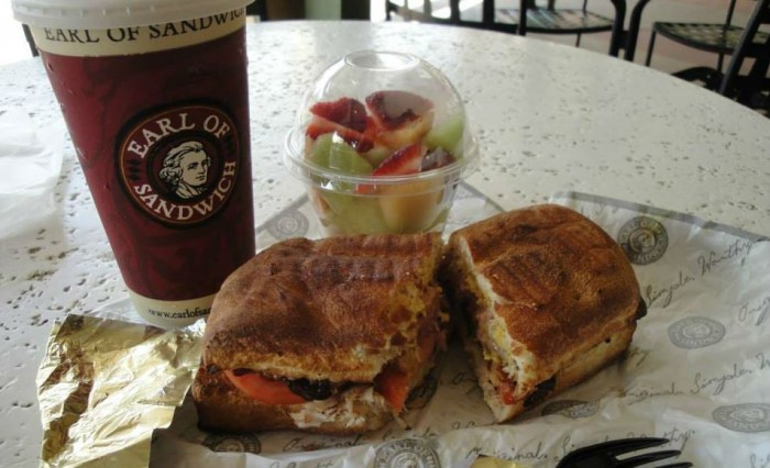 Earl of Sandwich - Full Montagu.