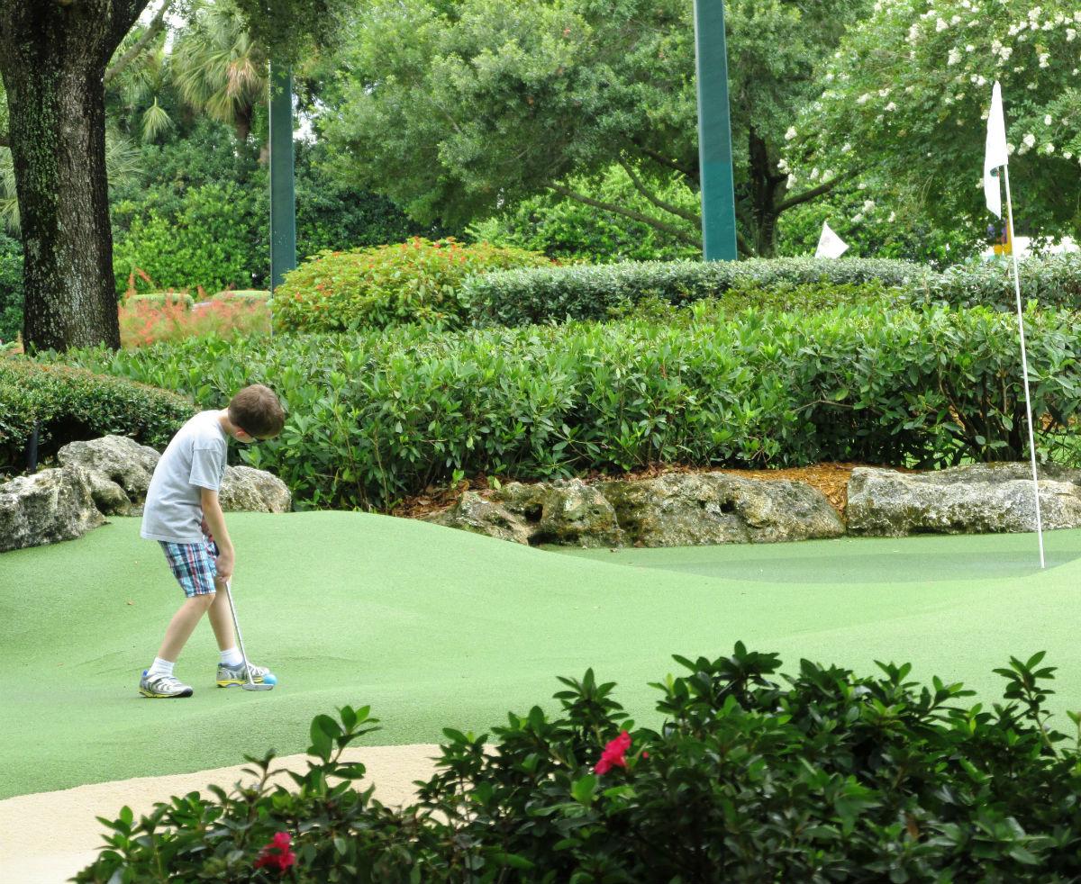Disney World Mini Golf And Massive Cupcakes Touringplans Blog