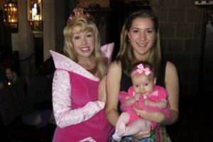 Princess Aurora and her Twin