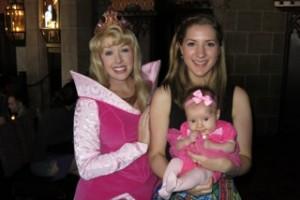Princess Aurora and her Twin