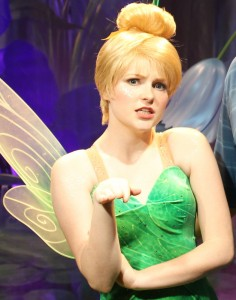 Tinkerbell in a thoughtful moment. Photo by Thomas Cook