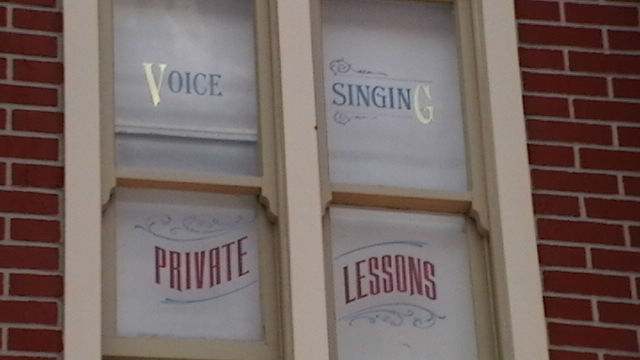 Singing lessons at Disney?  Courtesy of UnknownMagicWithinDisneyWorld