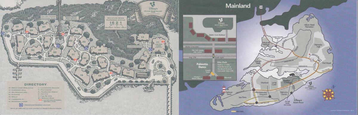 Touringplans Everywhere Disney S Hilton Head Island