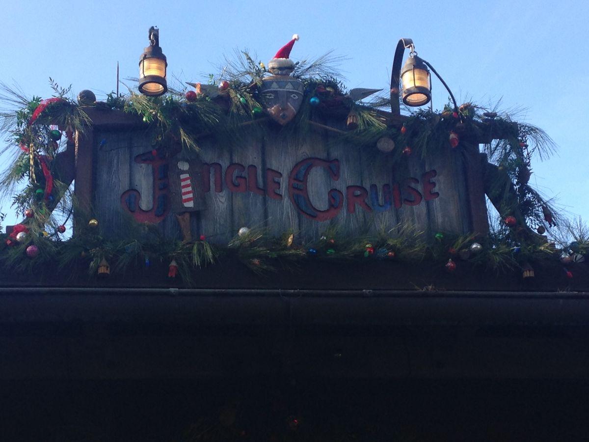Jingle Cruise Debuts Today At The Magic Kingdom