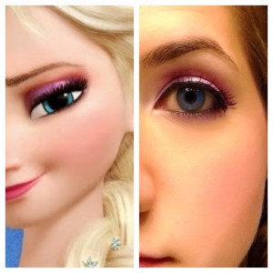 Left Photo - Disney; Right Photo - Angela Dahlgren