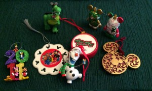 Christmas ornaments (Photo by Sarah Graffam)