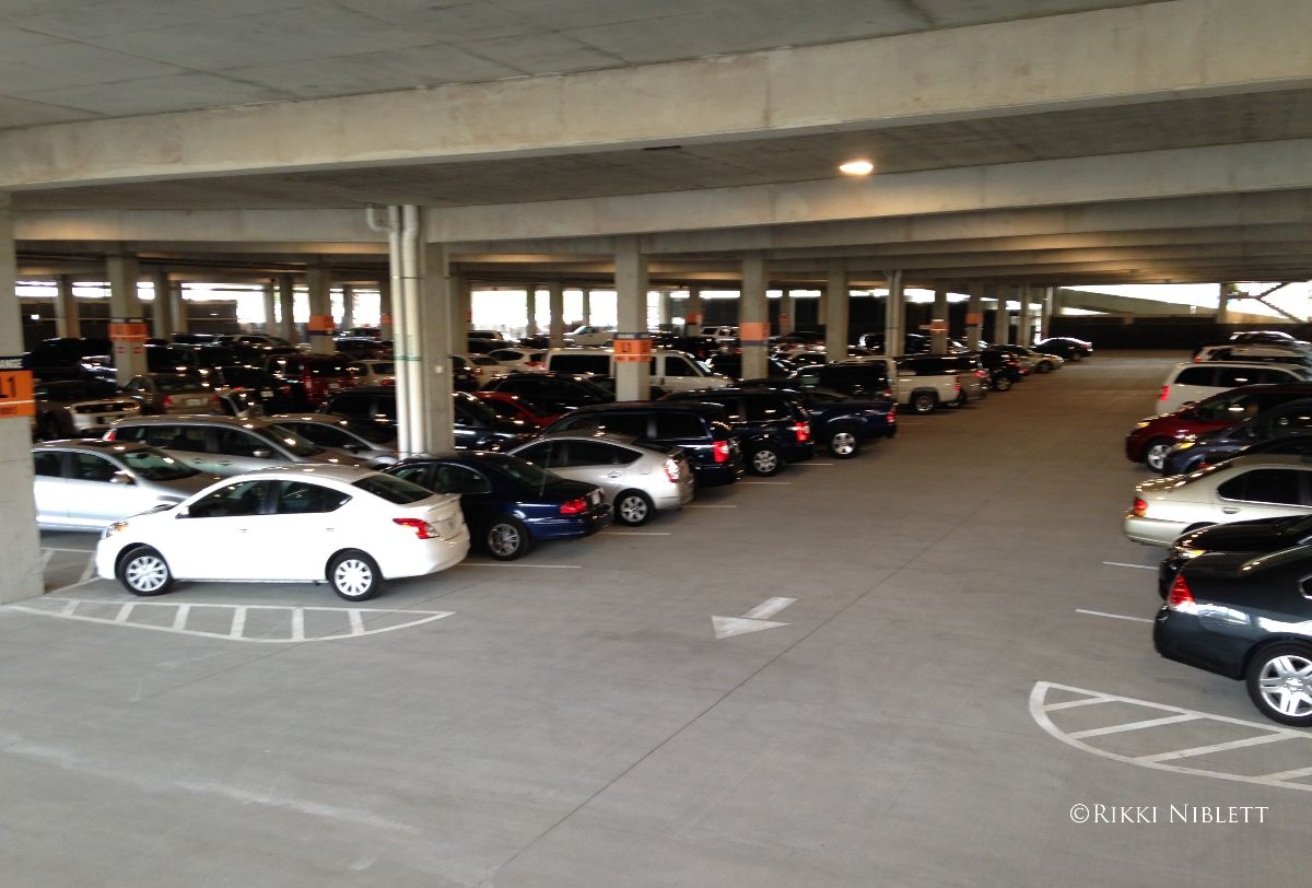 Downtown Disney Parking Garage Opens At Walt Disney World