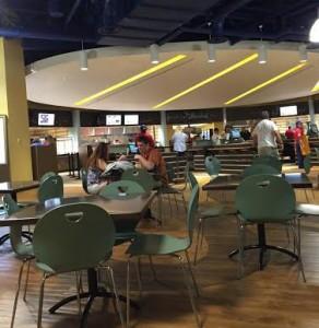 Intermission Food Court
