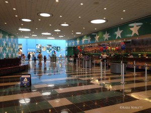 All-Star Movies Check-in