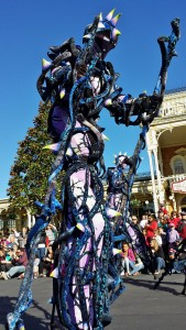 This fellow from the Festival of Fantasy parade is terrifying, and awesome. Read on to hear more about the parade!