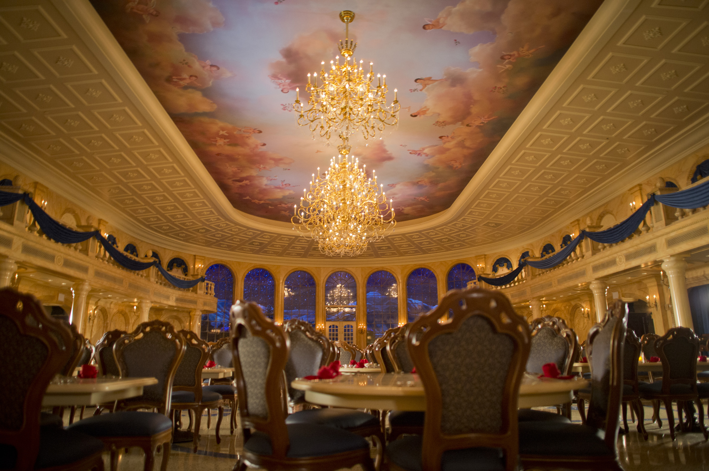 Be Our Guest Restaurant To Test Breakfast Option