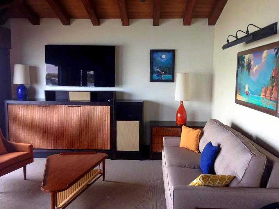 Photos From Inside A Polynesian Bungalow Touringplans