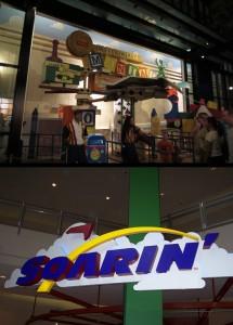 Soarin-Toy Story Mania